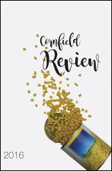 2016 Cornfield Review cover